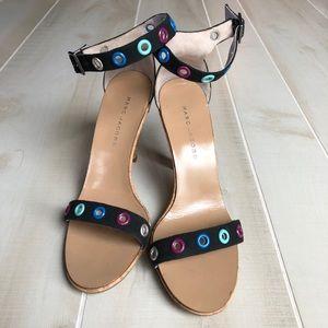 Marc Jacobs Cork Heels